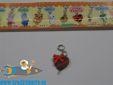 Animal Crossing New Leaf mascot hanger Chocolate heart