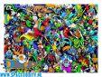 DC Justice League; impossible puzzel