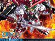 Gundam BB-339 Sengoku Astray Gundam