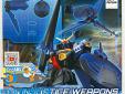 Amsterdam, gunpla, winkel, store, Gundam Build Divers Re:Rise Injustice Weapons