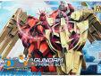 Anime, store, amsterdam, Gundam Build Divers Re:Rise Nu-Zeon Gundam