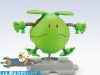 Gundam Haropla 012 bouwpakket Haro Basic Green