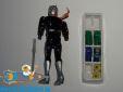 Kamen Rider super 1 vintage 80s Popy die-cast action figure