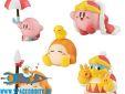 Kirby pupupu friends figuurtjes serie 2 Kirby