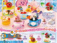 Kirby Re-Ment Tea time Kirby tomato cake