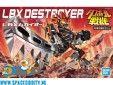 LBX 004 Hakai-O Destroyer non scale bouwpakket