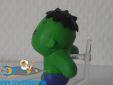 Marvel Kawaii art figure serie 2 Hulk