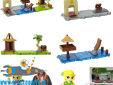 The legend of Zelda Micro Land pack Tetra set