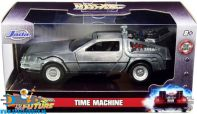 Back to the Future Delorean Time Machine die cast