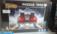 Back to the Future puzzel
