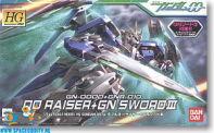 te koop, nederland, Gundam 00 Raiser & Gn Sword III