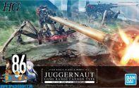 86 Juggernaut Long Range Cannon Type 1/48 schaal