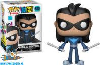 Pop! Television Teen Titans Go vinyl figuur Robin as Nightwing