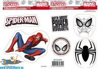 Marvel Spider-Man stickers