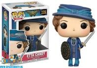 Pop! Heroes Wonder Woman bobble head Etta Candy