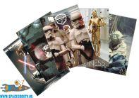 Star Wars ansichtkaarten set