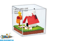 Snoopy Re-Ment Snoopy & Friends Words of Love #3