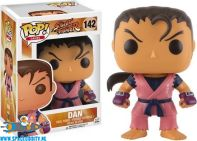Pop! Games 142 Street Fighter vinyl figuur Dan