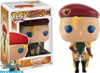 Pop! Games 139 Street Fighter vinyl figuur Cammy