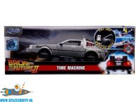 amsterdam-te-koop-winkel-Back to the Future 2 Delorean Time Machine 1/24 scale die cast model