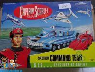 Captain Scarlet Spectrum Command team (90s