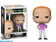 Pop! Animation Rick and Morty vinyl figuur Summer (303)
