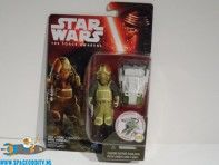 Star Wars The Force Awakens actiefiguur Goss Toowers