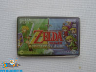The Legend of Zelda historical pin Gameboy advance