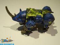 Transformers Beast wars Transmetals Rhinox Fox Kids ( deluxe class)