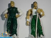 WWE actiefiguren Johnny & Mikey