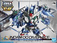 Gundam SD Cross Silhouette 06 Gundam Diver Ace