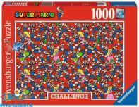 Super Mario puzzel challenge