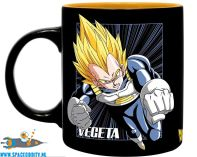 Dragon Ball Z beker / mok Vegeta vs Goku