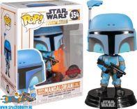 te koop-winkel-nederland-funko-geek-Pop! Star Wars The Mandalorian bobble head Death Watch Mandalorian