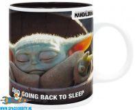 Star Wars beker / mok The Mandalorian Baby Yoda