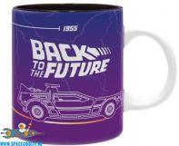 Back to the Future beker/mok