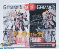 Gundam G Frame RX-9 Narrative Gundam (C-Packs) set van 2 doosjes