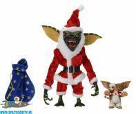 Gremlins Ultimate Santa Stripe & Gizmo actiefiguren
