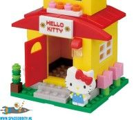 Hello Kitty Nanoblock Hello Kitty's house