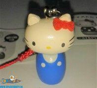 Hello Kitty Kokeshi Netsuke hanger Hello Kitty