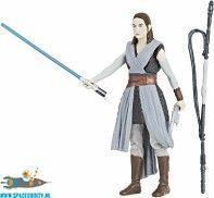 Star Wars Force Link 2.0 actiefiguur Rey (jedi training)