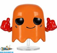 ​Pop! Games Pac-Man vinyl figuur Clyde