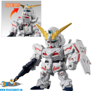 Gundam Micro Wars vol. 4 trading figuur Unicorn Gundam (destroy Mode)