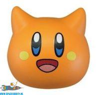 Kirby soft vinyl figuur serie 3 Scarfy