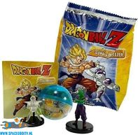 Dragon Ball Z gashapon blind bag verpakking met 2 figuurtjes