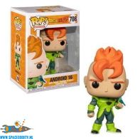 Pop! Animation Dragon Ball Z Android 16 vinyl figuur
