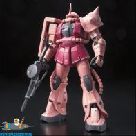 Gundam Real Grade 02 MS-06S Zaku II