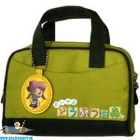 Animal Crossing Nintendo DS opbergtas groen