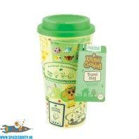 Animal Crossing travel mug