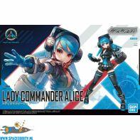 amsterdam-anime-gunpla-model-winkel-Attack Girl Gun Lady Commander Alice non scale bouwpakket